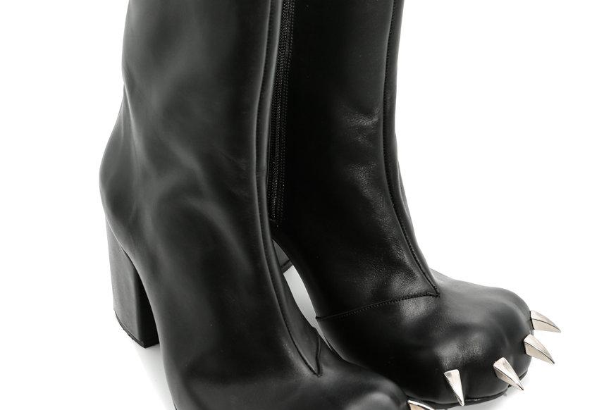 Charles Jeffrey / Monster Paw Heel  / Black