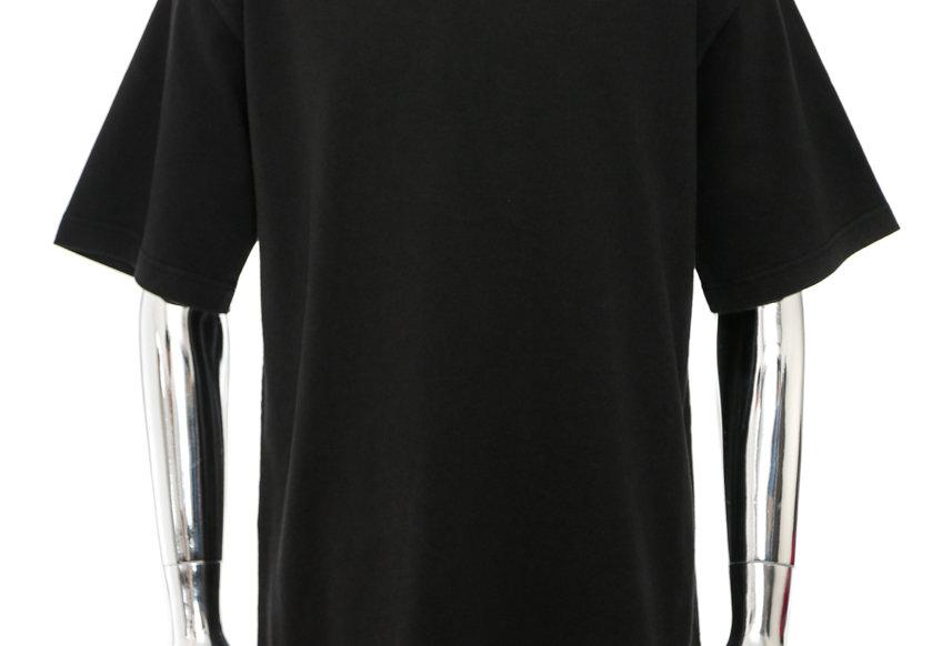 GR10K / 8OZ CUT T-SHIRT / BLACK