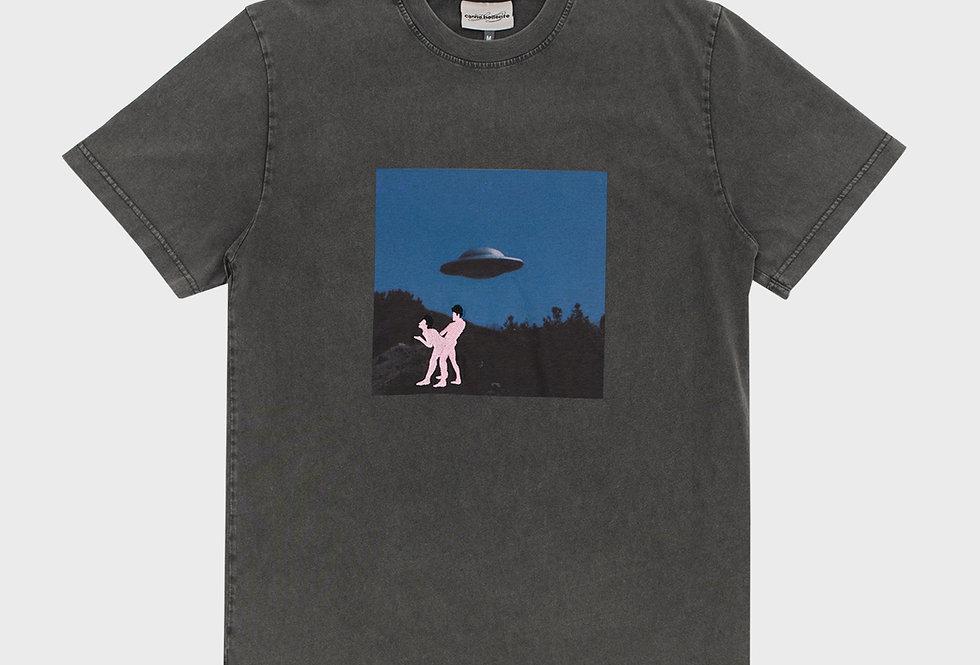 """Carne Bollente / """"ABUDUCTION SEDUCTION"""" T-Shirt /"""