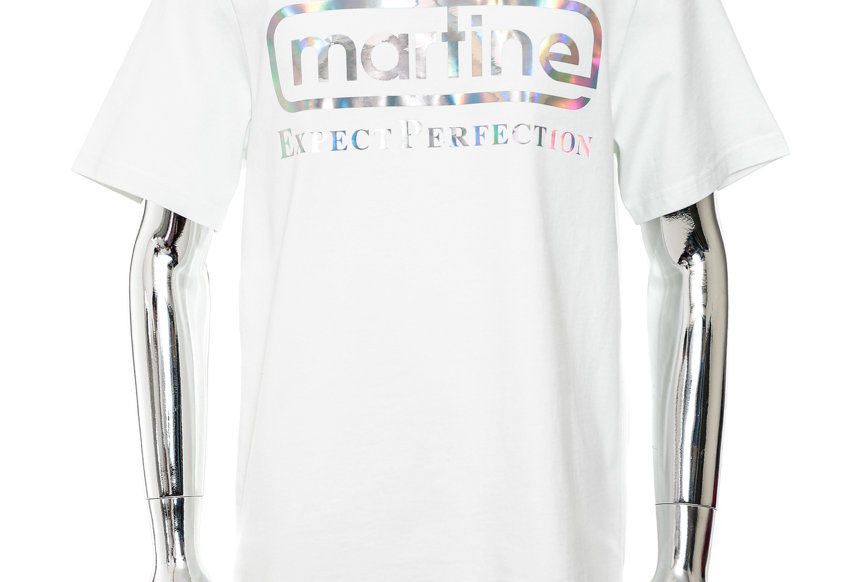 Martine Rose / Perfection T-Shirt / Chalkwhite