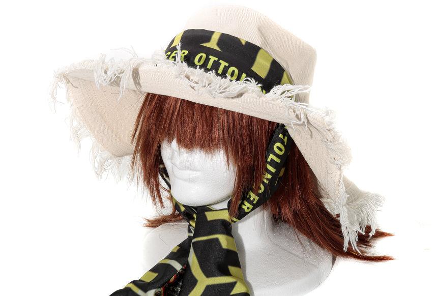 OTTOLINGER / Denim Hat / Sand