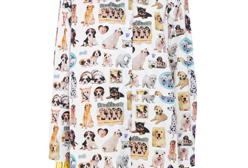 Ashley Williams / Reba Shirt / Puppies