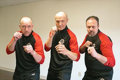 Serrada Instructors