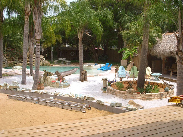 Wilson and Clark Coquina House Pool 2