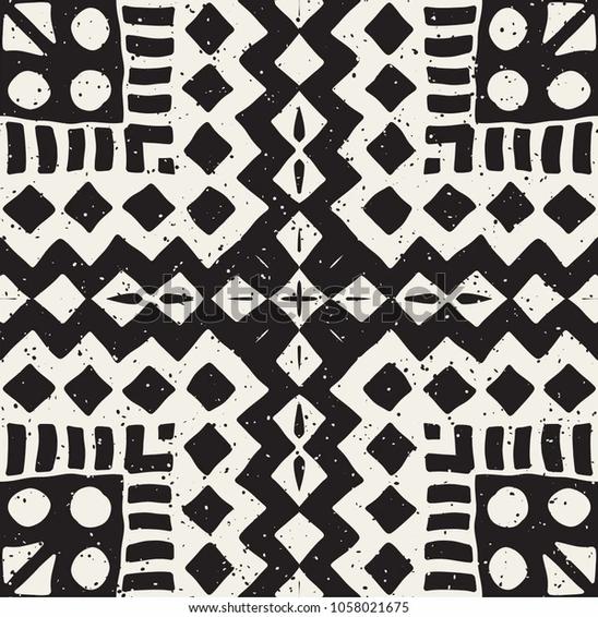 seamless-ethnic-tribal-pattern-hand-600w