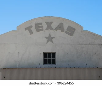 texas-writing-star-on-building-260nw-396