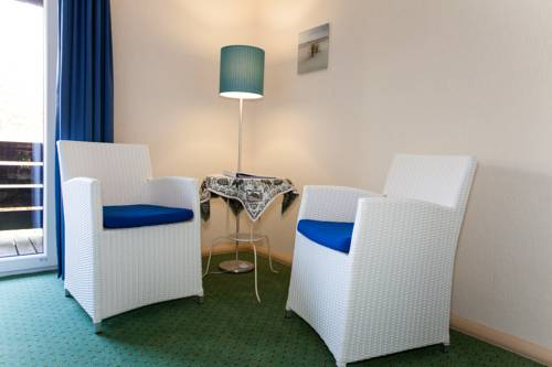 Pension Zimmer Sessel