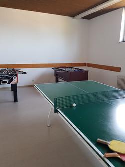 Bernau Fussball u Tischtennis Indoor