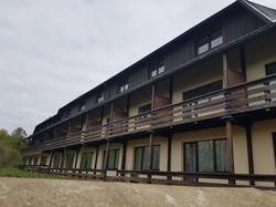 Ponyhof Haus Front