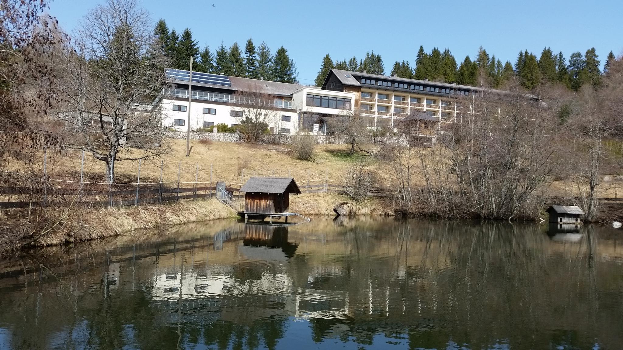 Residenz Wellnesshaus mit See