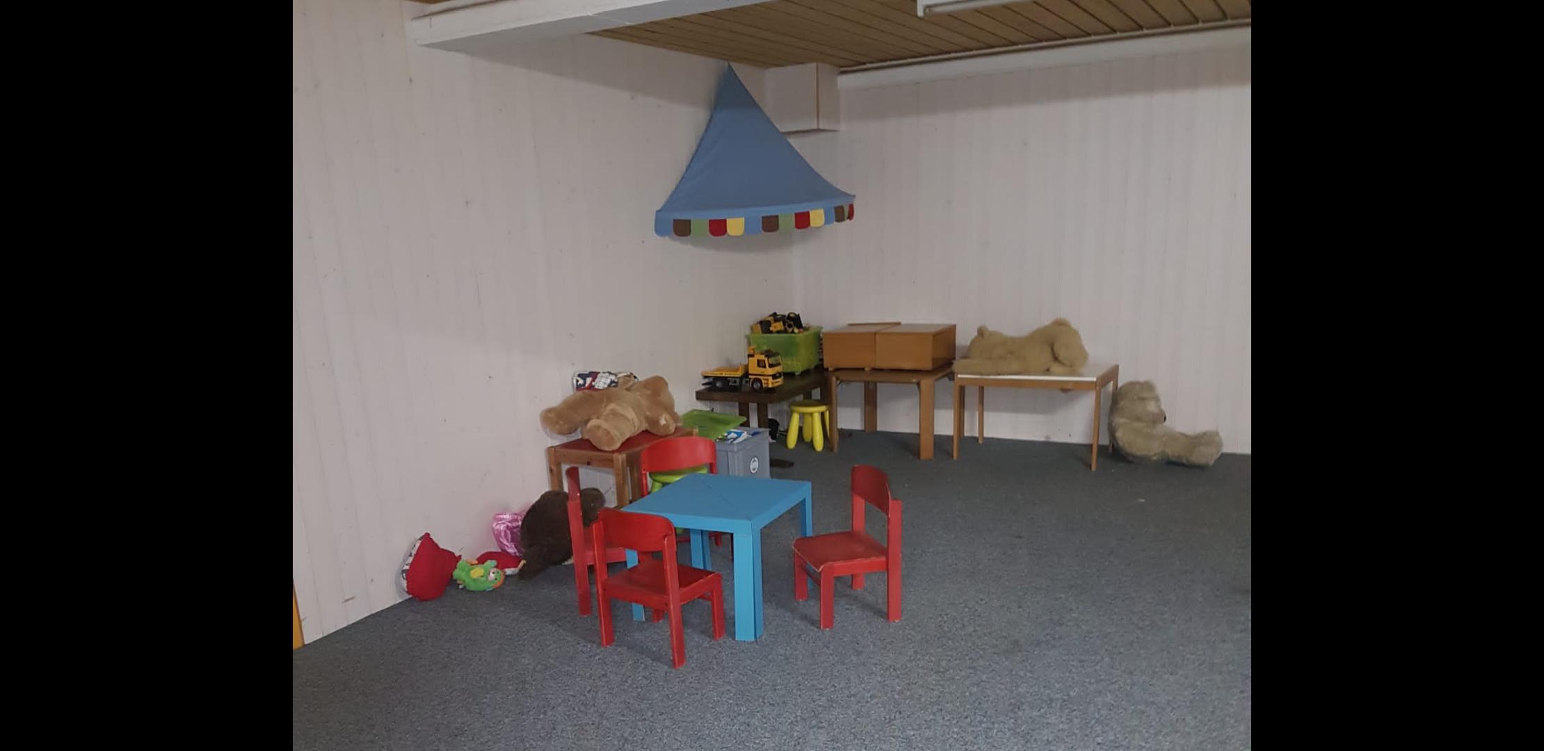 Crea Spielzimmer Kleinkinder