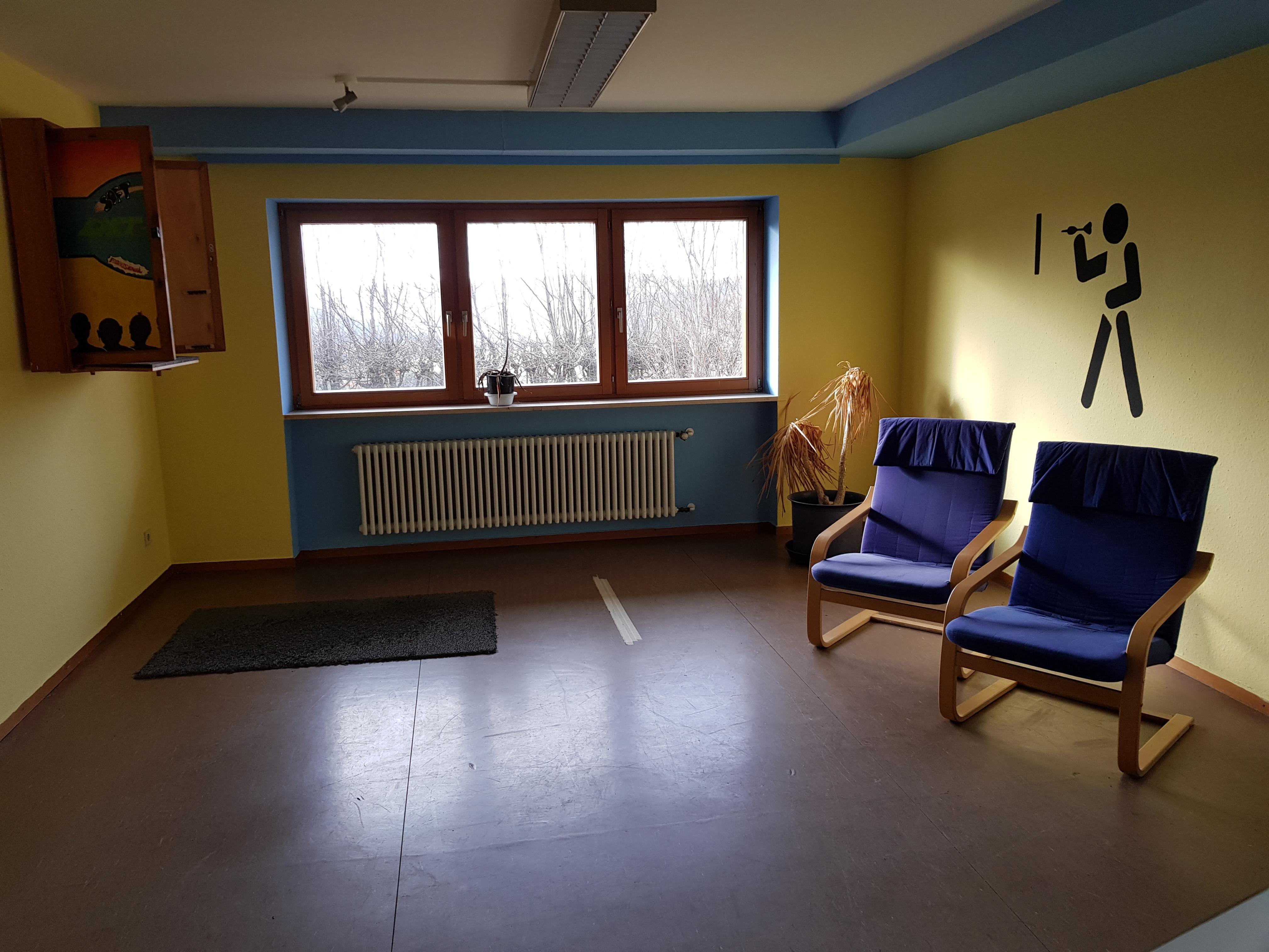 Ponyhof Dartzimmer