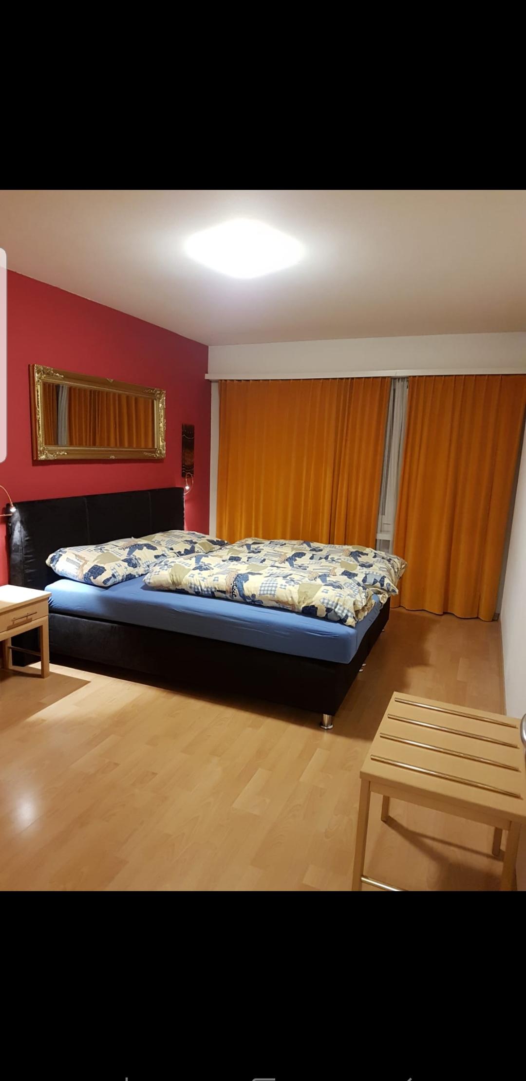 2018 Schlafzimmer Vorhang