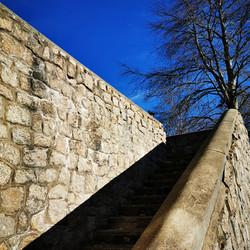 Ponyhof treppe