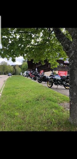 Biker Hirschen 1