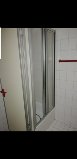 Ponyhof dusche zimmer