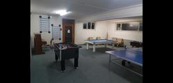 Crea Spielzimmer Billiard und Tischtenni
