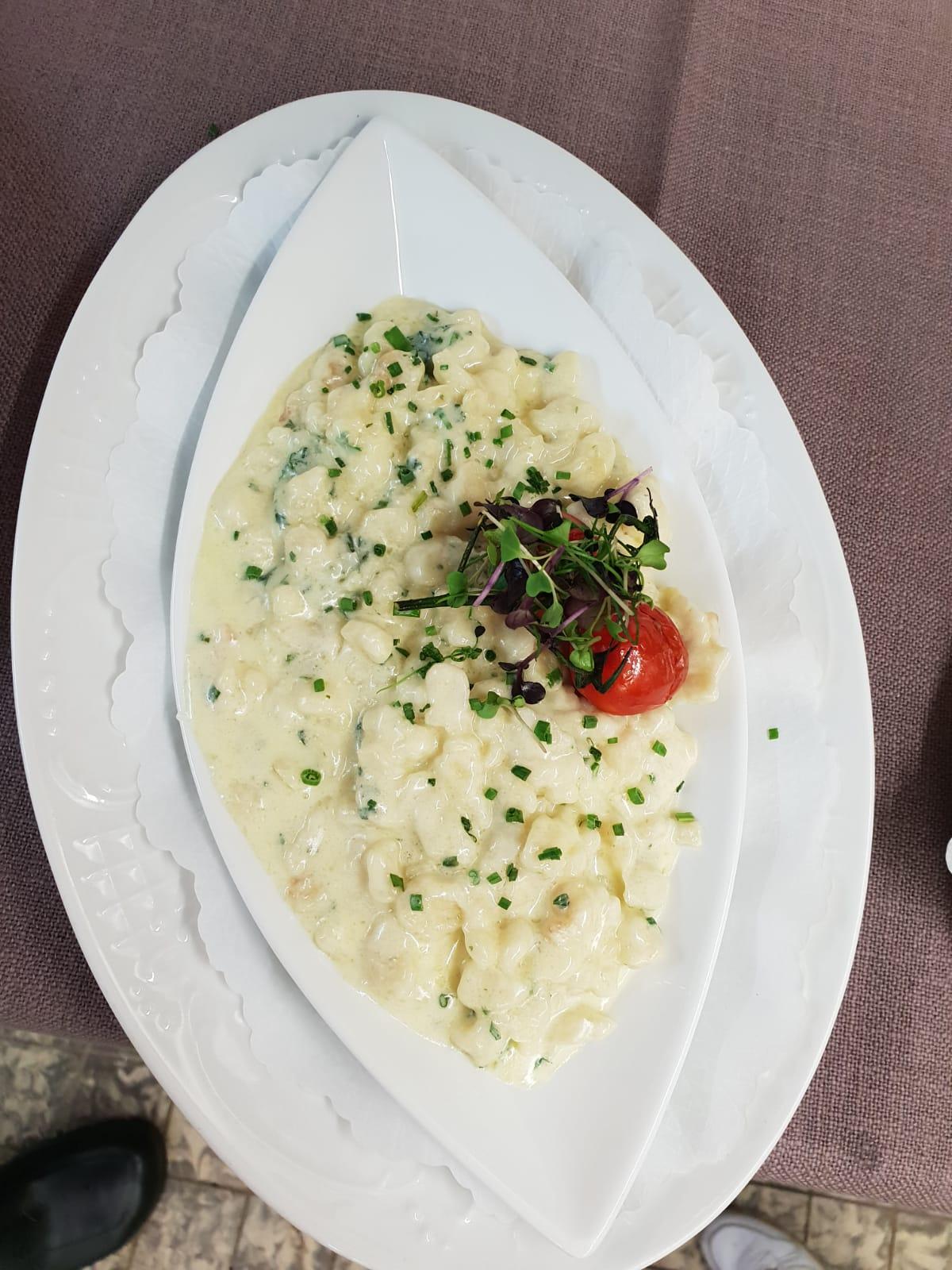 Bild Knöpfle mit Käse