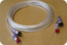 Missing Link Silver Surfer high quality audio cable