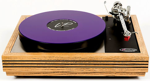 Custom Linn LP-12 By Vinyl Passion UK