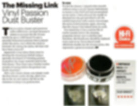 Vinyl passion dust buster, Vinyl passion dust buster reveiw, Vinyl passion dust buster award,the best stylus cleaner, turntable stylus cleaner, record player accessories,Turntable care, vinyl care, Vinyl Passion