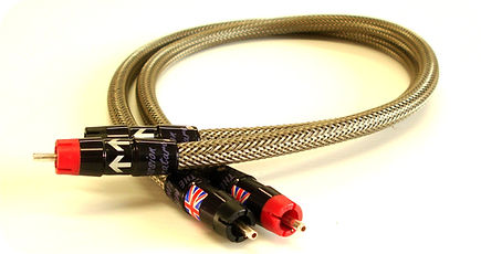 The Best Hi Fi Cable Missing Link Pure Silver Passion Signature