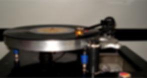 Vinyl Passion Krown Platter, LP-12 Platter upgrade, Vinyl passion Research,