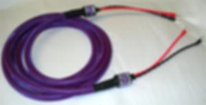 Missing Link Slingshot Evoloution Loudspeaker Cable
