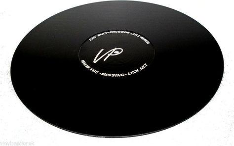 vinyl passion platter mat