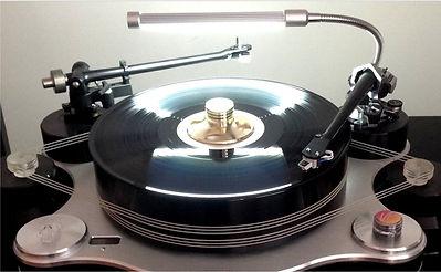 Vinyl Passion, Turntable Lamp