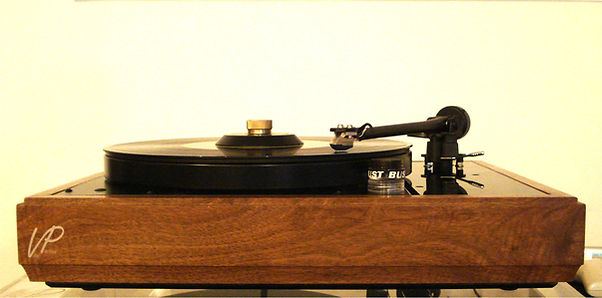 Vinyl Passion VP-150, Thorens TD-150, Custom turntable, ultimate analoug