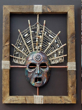 Allqamuri mask