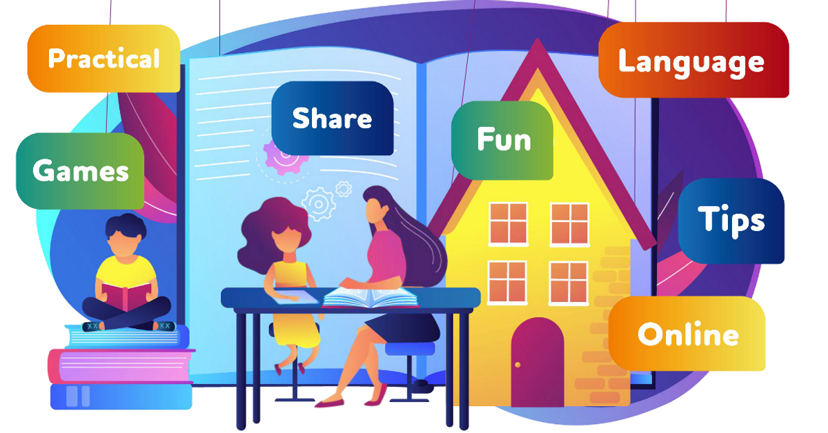 Promotional clip to inform parents of a new, fun, online tool to help and encourage parents to support their children at home with what they are learning at school