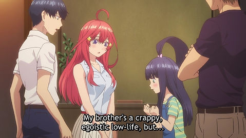 Anime Review: The Quintessential Quintuplets