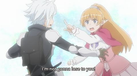 Anime Review: DanMachi & Sword Oratoria