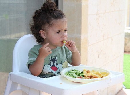 Picky Eaters and What to Do