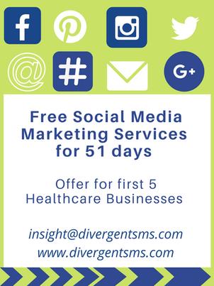 Dsms marketing for healthcare