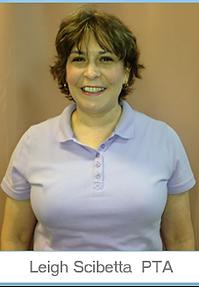 Primacare Physical Therapy Leigh Scibetta