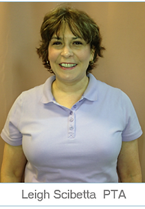 Primacare Physical Therapy Leigh Scibetta