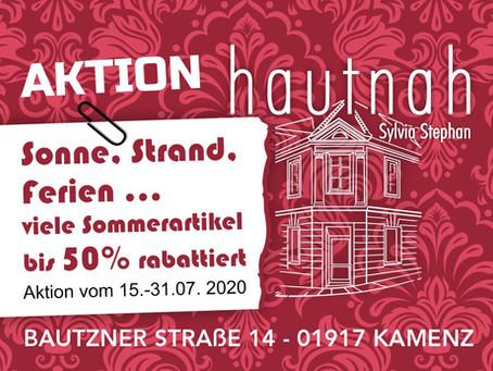 AKTION - Sonne, Strand, Ferien ...