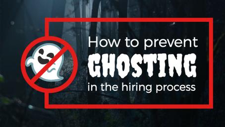 Ghosting:お化けの話