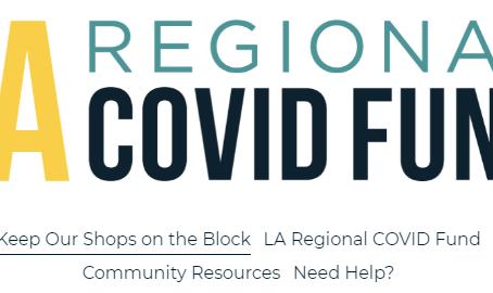 LA郡でのパーソナルケアおよびに小売業への助成金提供プログラム
