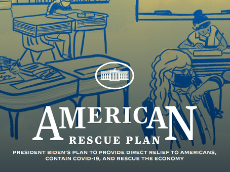 American Rescue Plan:「1400ドルとChild Tax Credit 」