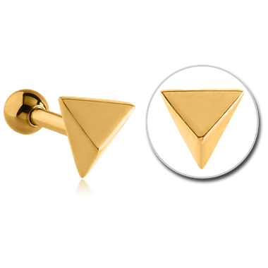 Piercing Tragus - Helix Pyramide