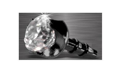 Accessoires clipsable acier 316 L noir