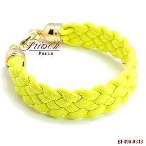 Bracelet fantaisie synthetique