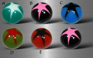 Boules  acryliques 4754