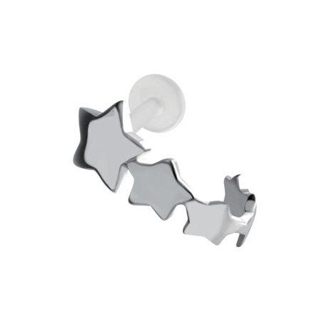 Piercing cartilage étoile