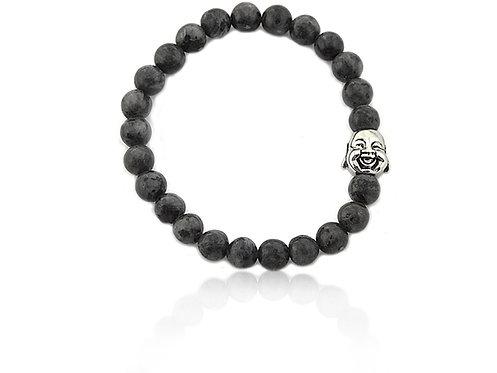 Bracelet Bouddha perle Hematite