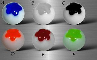 Boules  acryliques 4739